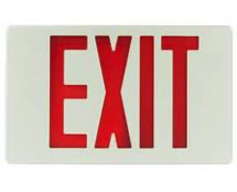 Albany Fire Extinguisher Exit Lights
