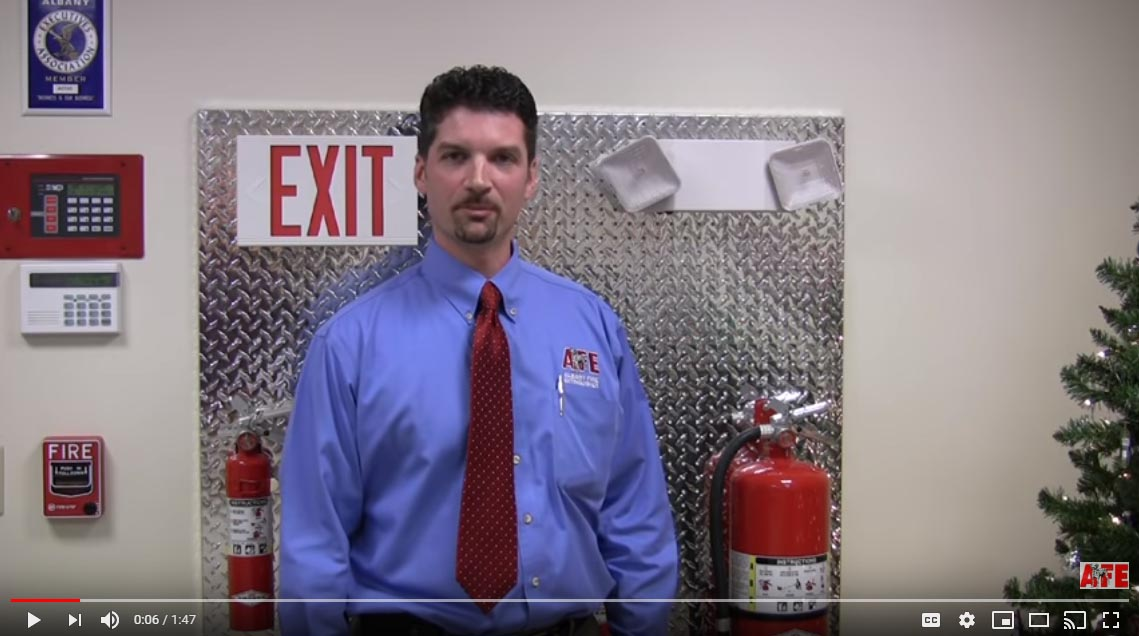 Albany Fire Extinguisher Sales Service Inspection Capital District